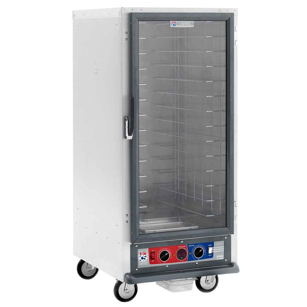Metro C517-CFC-L C5 1 Series Non-Insulated Heated Proofing and Holding ...