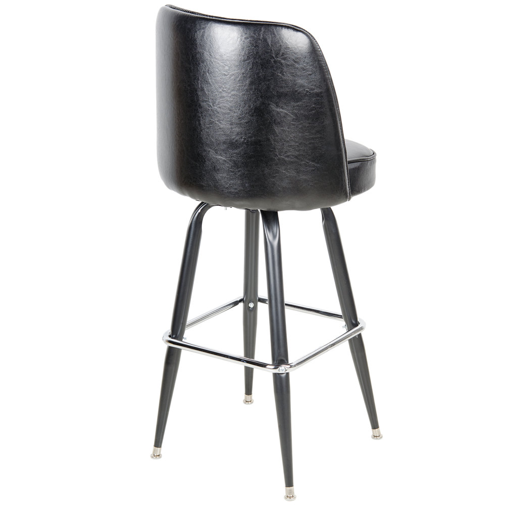 Barstool with Wide Bucket Seat Main Picture Image Preview Image Preview