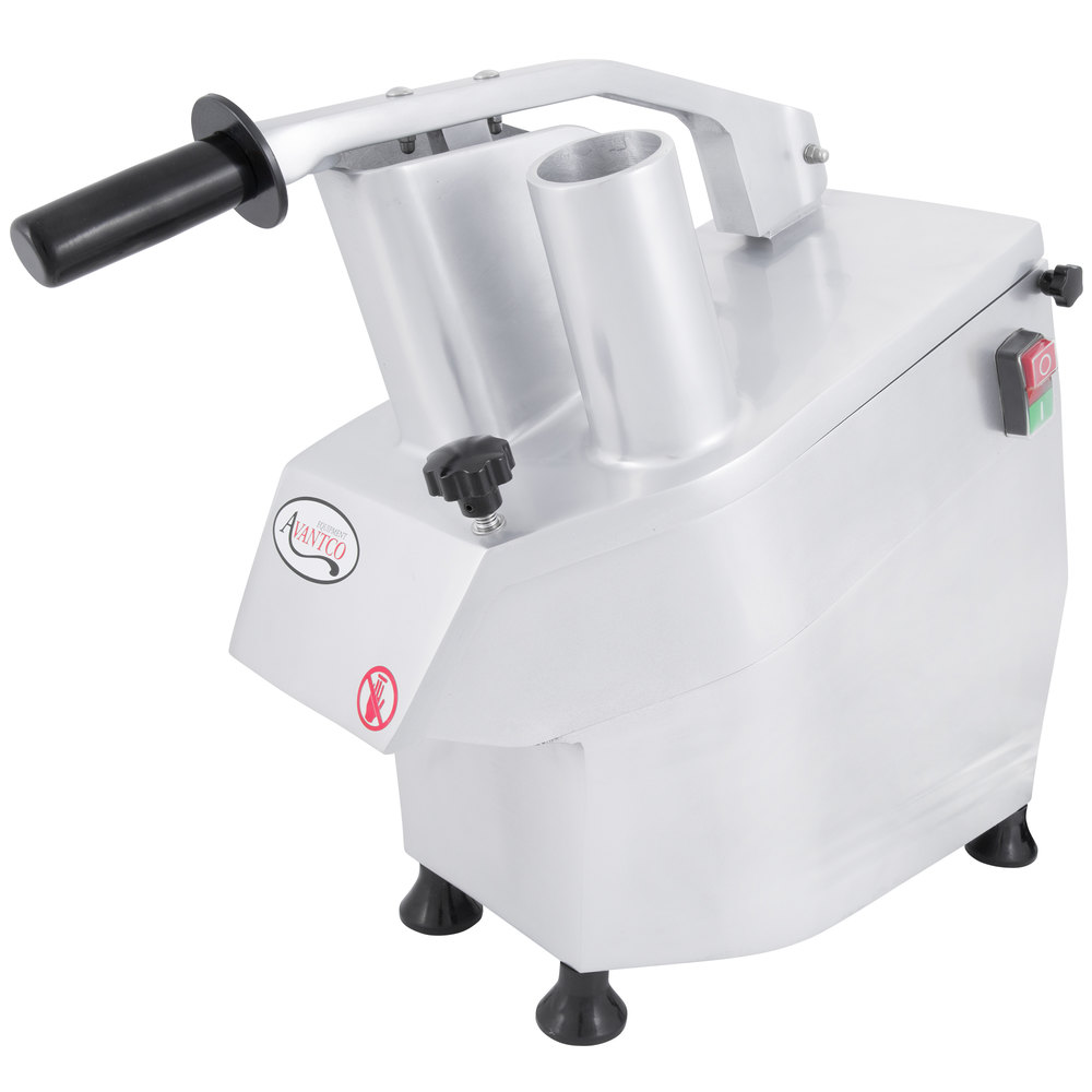 Cfp5d Continuous Feed Food Processor