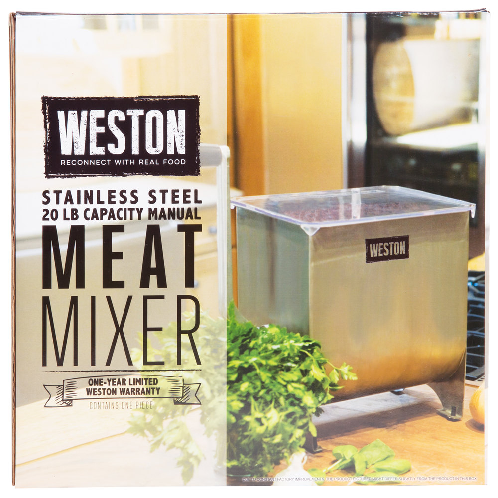 image preview - Meat Mixer