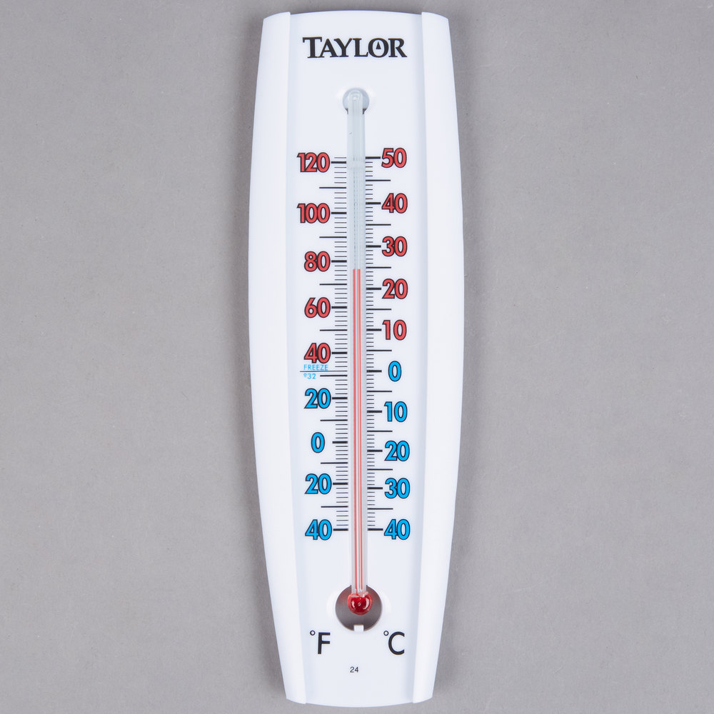Taylor 5154 8 Inch Wall Thermometer ...