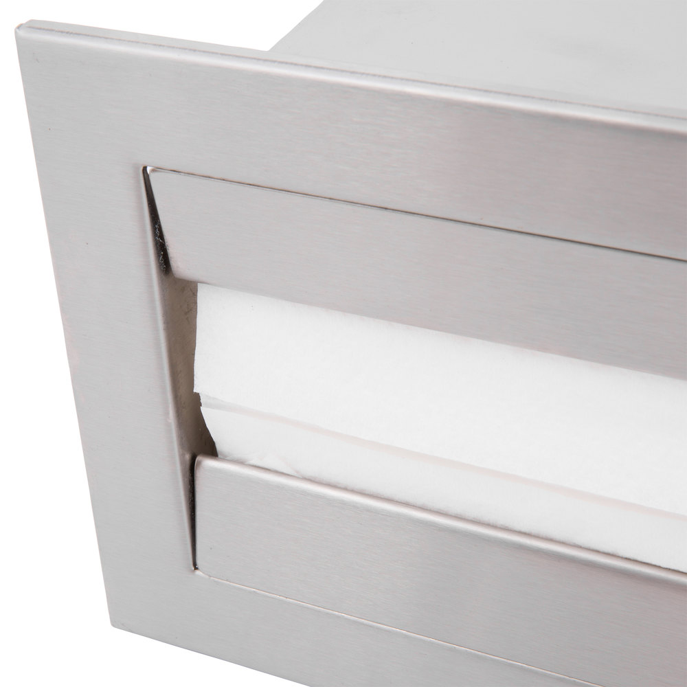 Countertop Paper Towel Dispenser : ... 526 TrimLine Countertop C-Fold / Multi-Fold Paper Towel Dispenser