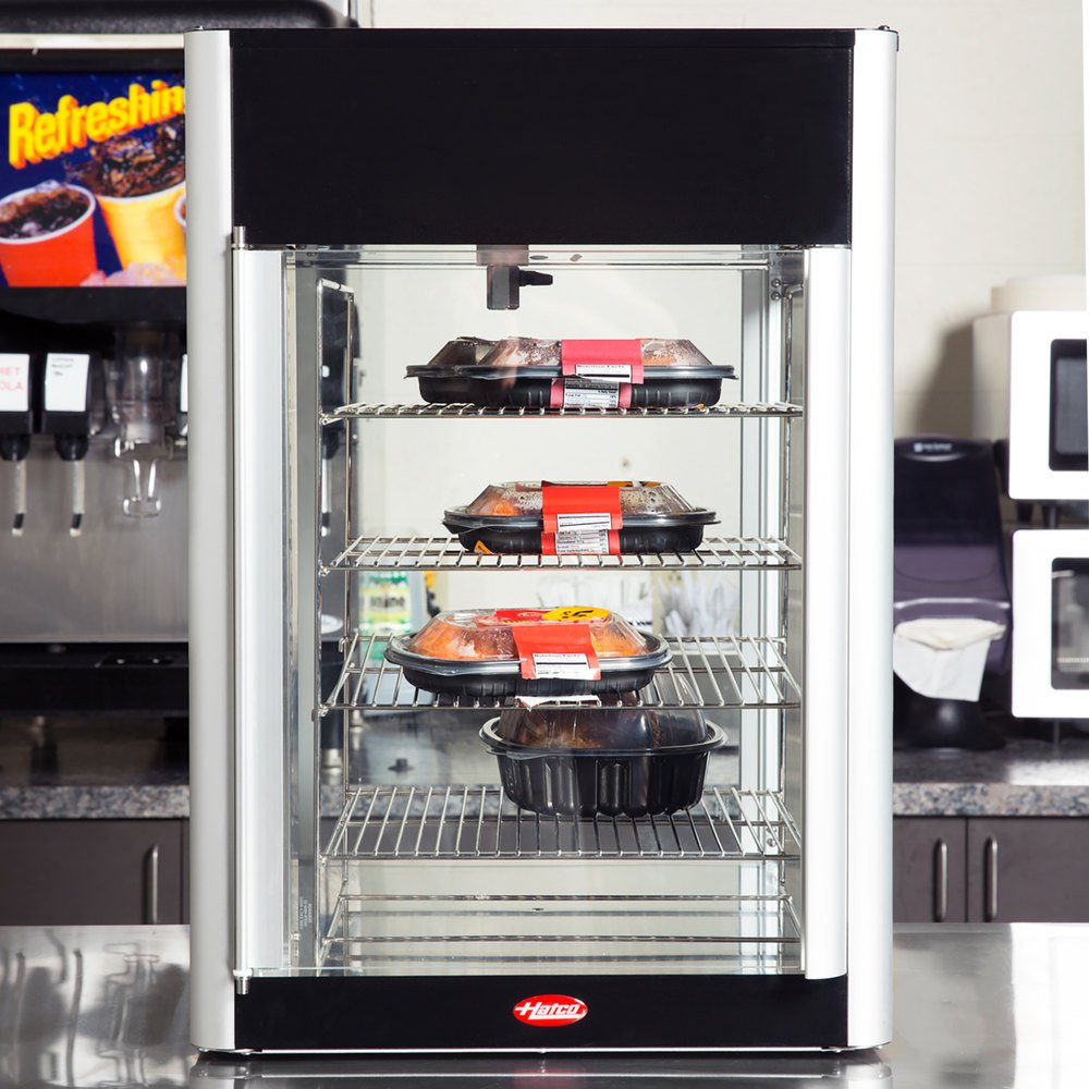 Hatco FDWD-2X Flav-R-Fresh Two Door Heated Display Cabinet with ...