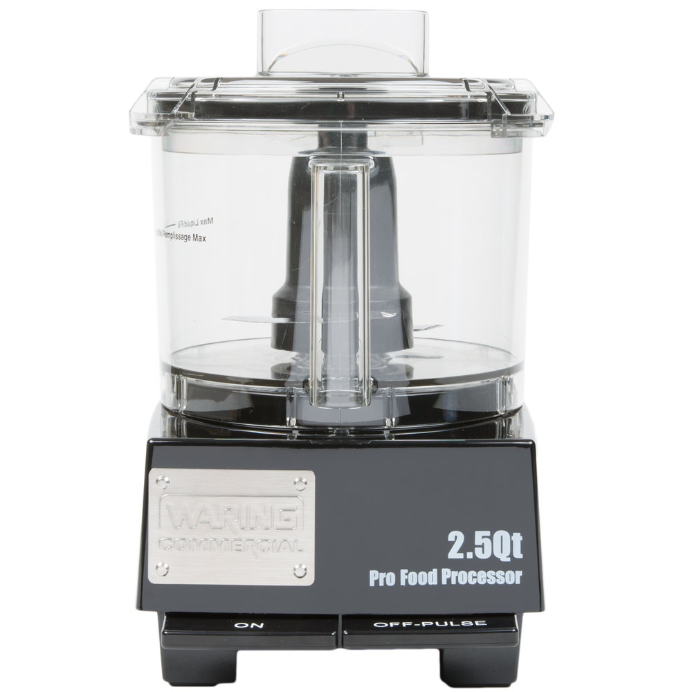 Waring food processors waring commercial food processors 120 volts waring wfp11sw food processor with 25 qt bowl 34 hp sciox Images