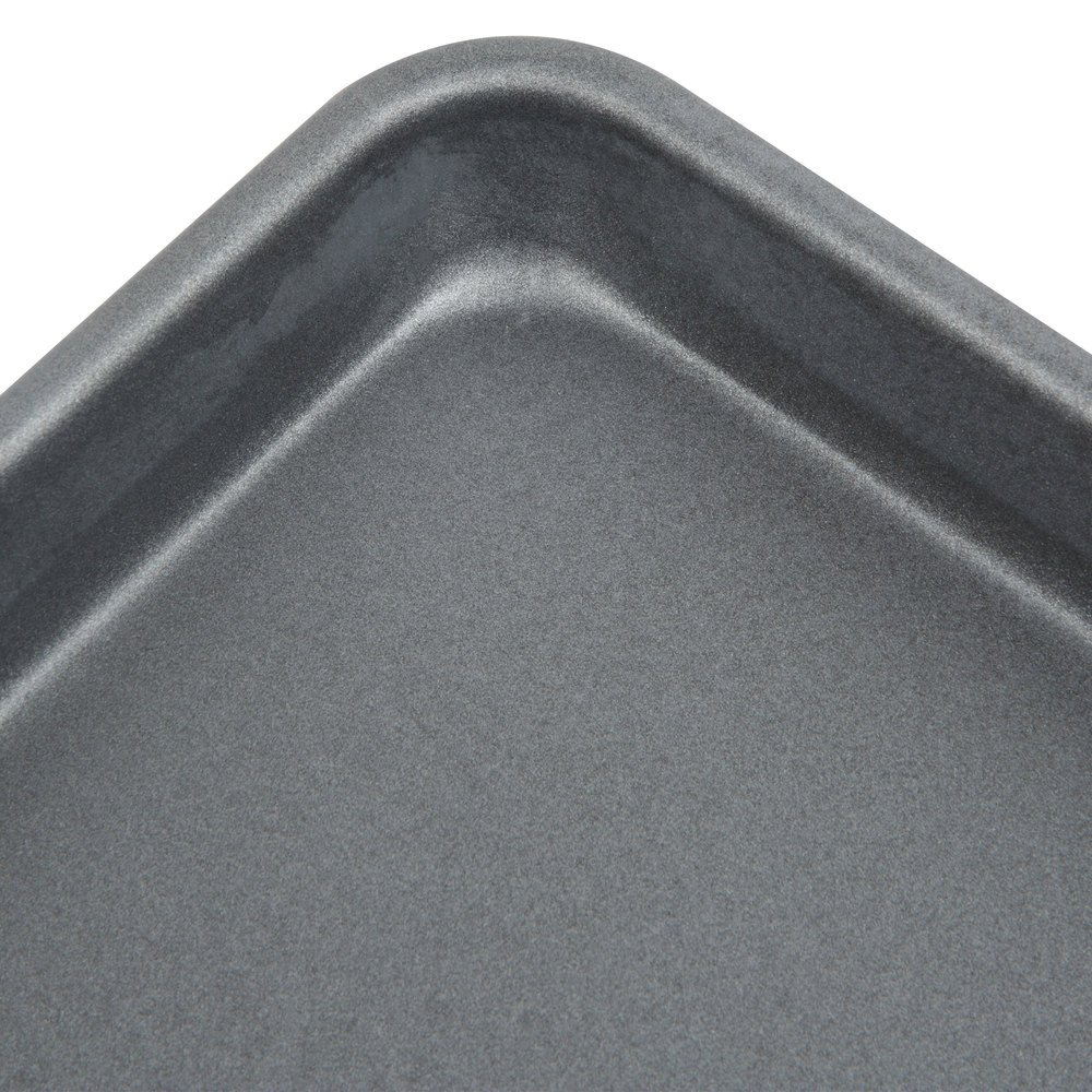 Close up of a PTFE coating on a baking sheet