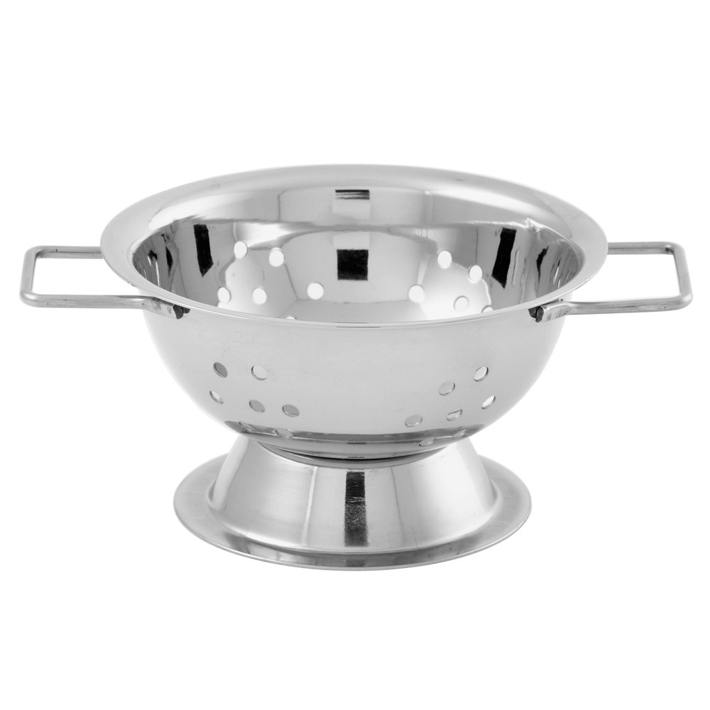 "Colander: American Metalcraft MCSS42 4"" Mini Stainless Steel"
