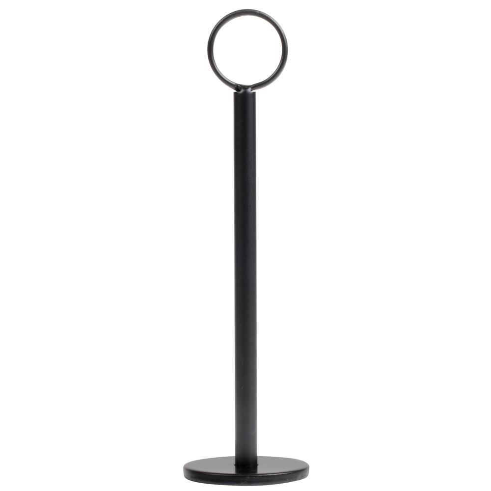 Table Number Holders   Table Number Stands   Table Sign Holders