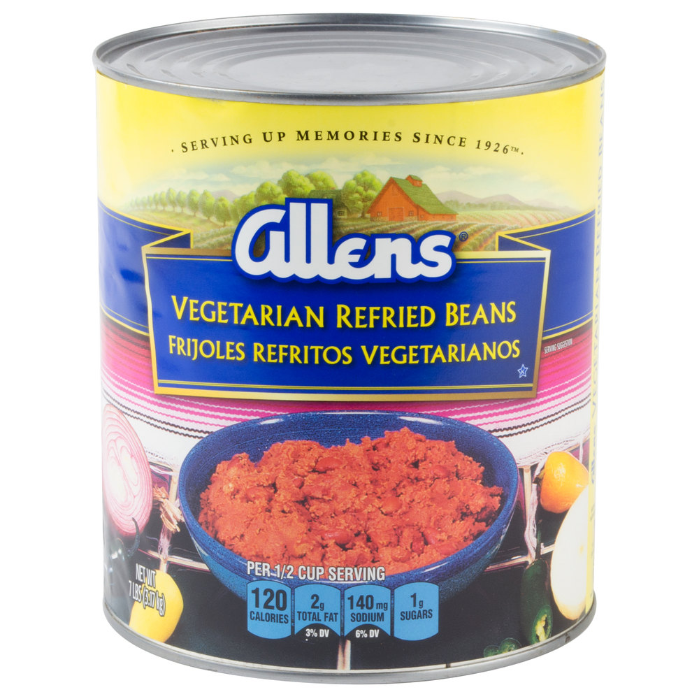 how to make can refried beans