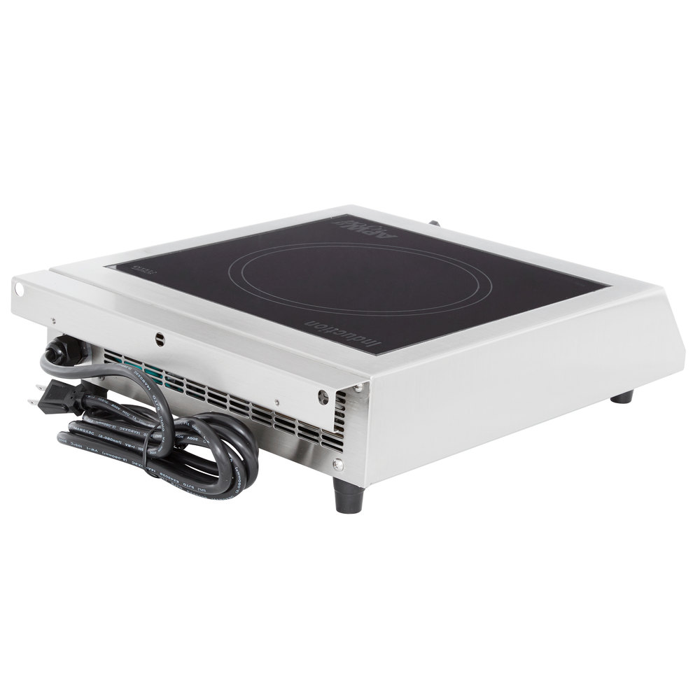 APW Wyott ICT-18A Champion Countertop Induction Saute Hot Plate ...
