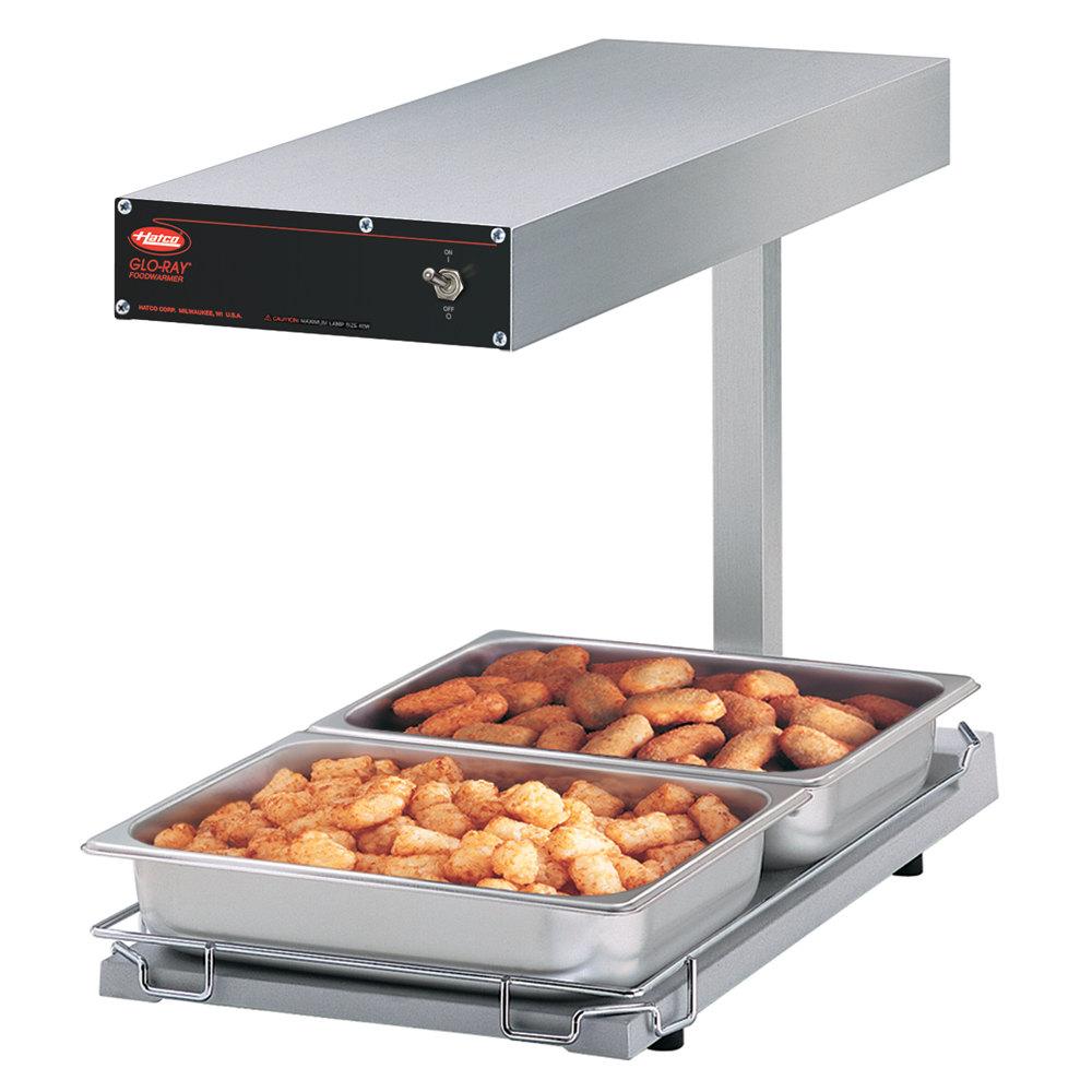 Hatco Grffbl Glo Ray 12 3 4 Quot X 24 Quot Portable Food Warmer
