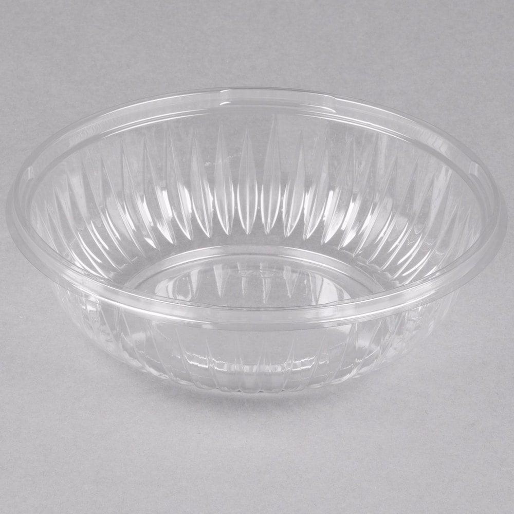 dart pet24b presentabowls 24 oz clear plastic bowl 252 case. Black Bedroom Furniture Sets. Home Design Ideas