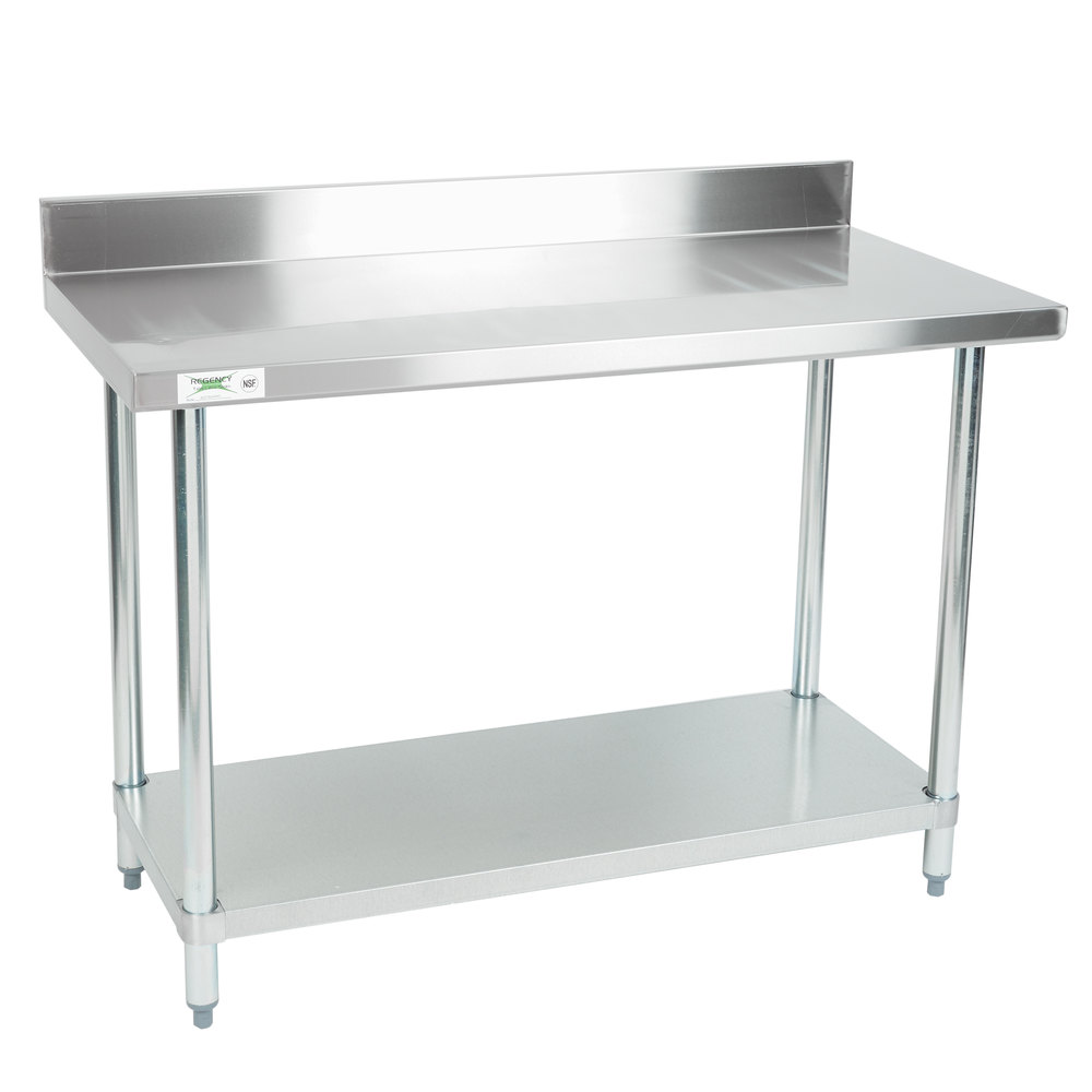 Stainless steel prep table 100 stainless steel prep table for 100 kitchen table