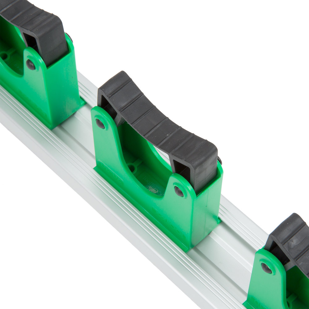 Unger Ho700 28 Quot Hang Up Tool Holder With Six Clips