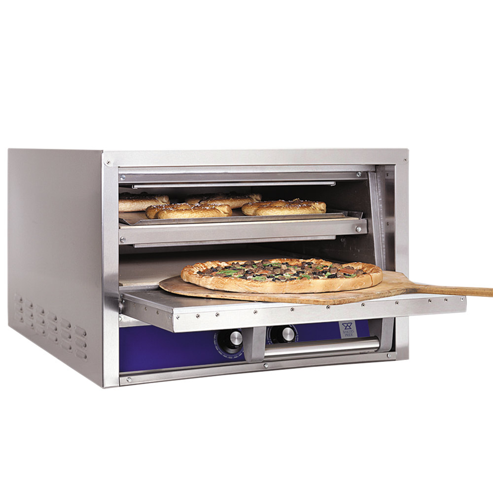 Countertop Height For Baking : Bakers Pride P-24S Electric Countertop Bake and Roast Oven - 208V, 3 ...