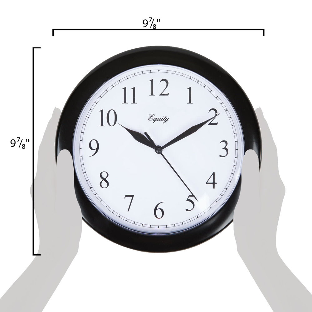 10 diameter wall clock image preview image preview amipublicfo Images