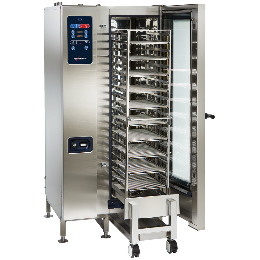 Alto Shaam Ctc20 10g Combitherm Liquid Propane Boiler Free