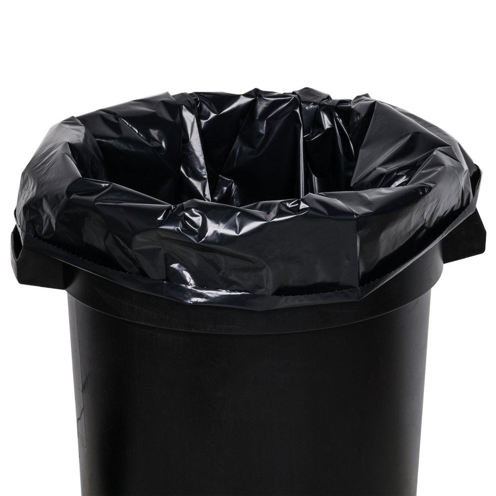 construction trash bags hercules 45 gallon low density bags 40 x 46. Black Bedroom Furniture Sets. Home Design Ideas