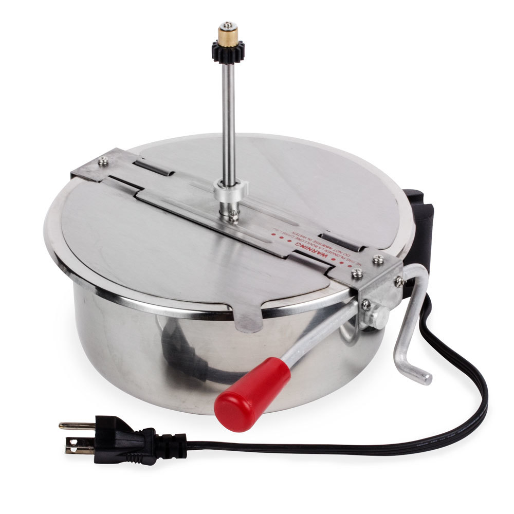 Carnival King PM8KETTLE Replacement Kettle for PM850 8 oz. Popcorn Poppers