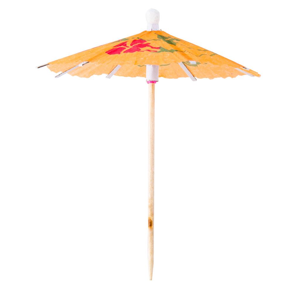 drink umbrellas 4 drink umbrella parasol pick 144 per box
