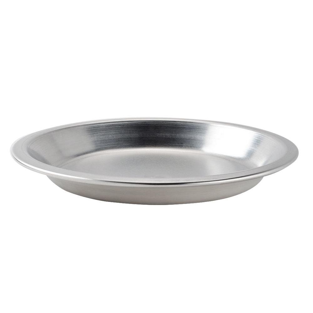 American Metalcraft 801 Aluminum 8 inch x 1 1/8 inch Deep Dish Pie Pan ...  sc 1 st  WebstaurantStore & Tin Pie Plates - WebstaurantStore