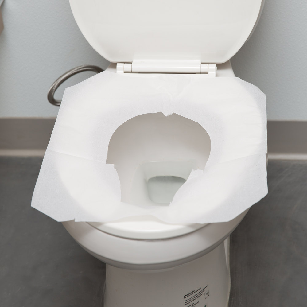 Half Fold Paper Toilet Seat Cover 5000 Case