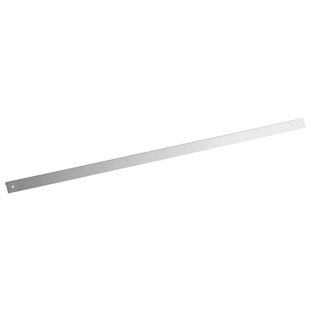 Regency 16 Gauge Wall Outside Corner Guard with Adhesive Strips and Mounting Holes - 2 inch x 60 inch
