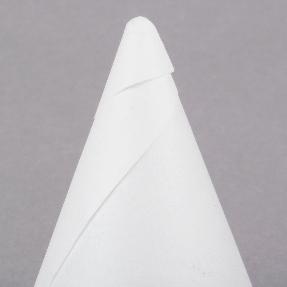 Dart Solo 8r 2050 Bare Eco Forward 8 Oz White Rolled Rim