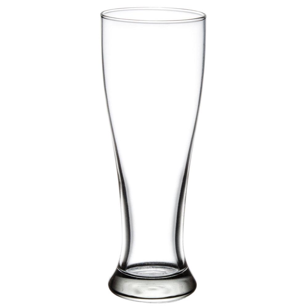 Libbey 1604 16 Oz Pilsner Glass 24 Case