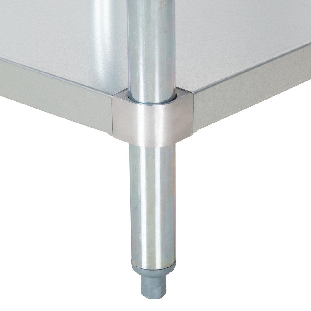 Regency 30 Quot X 60 Quot 16 Gauge Stainless Steel Equipment Stand