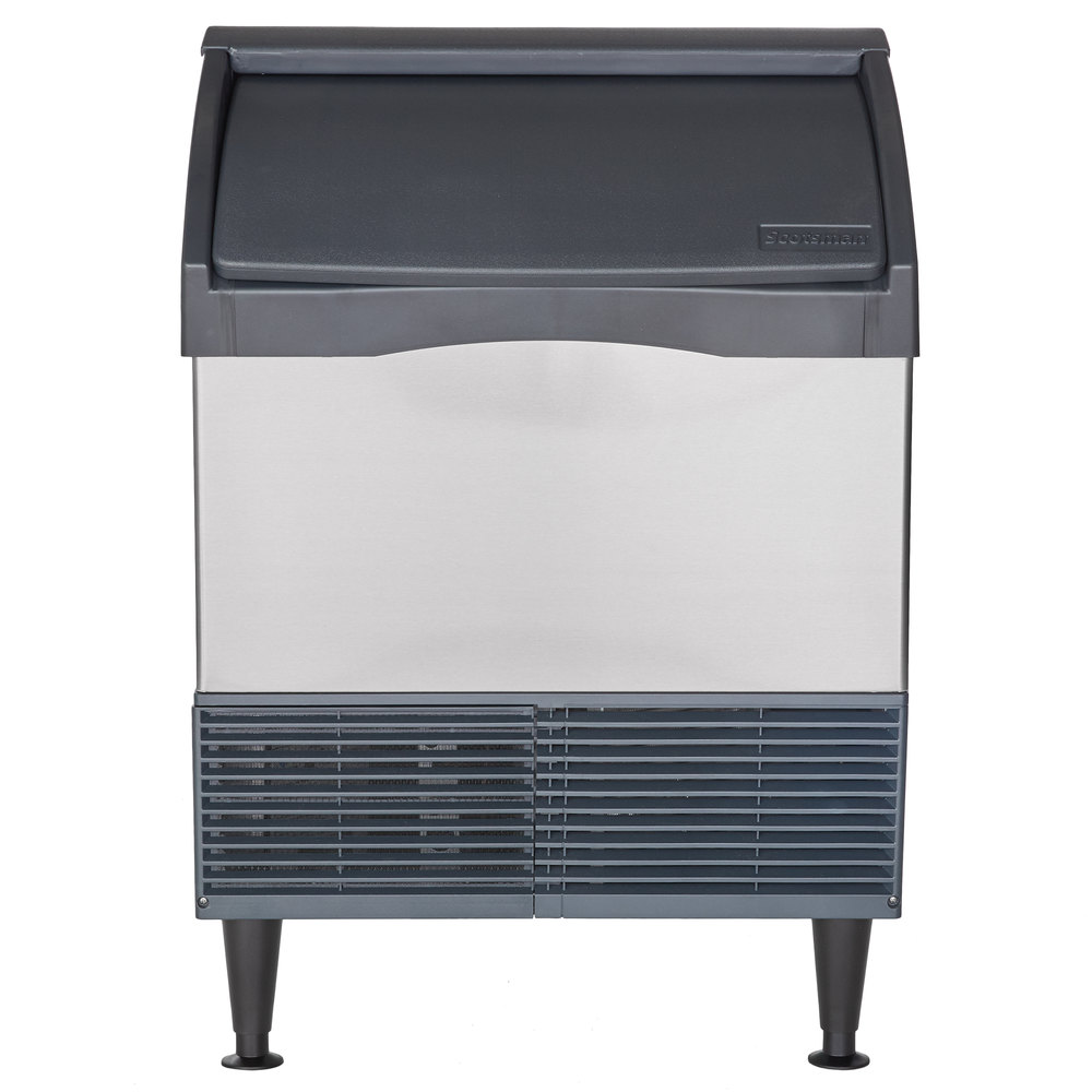 115 volts scotsman cu1526sa1a prodigy series 26 inch air cooled small cube ice machine