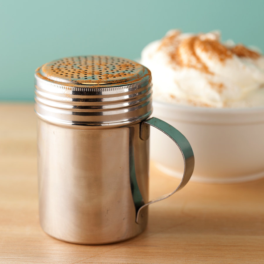 Stainless Steel Shaker With Handle