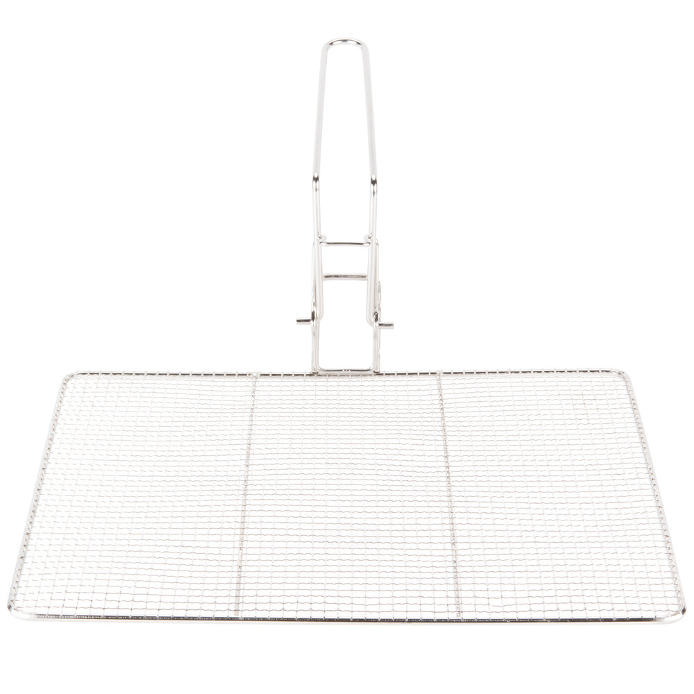 Carnival King DFCTRAY Replacement Mesh Tray for DFC1800 and DFC4400 Funnel Cake / Donut Fryers