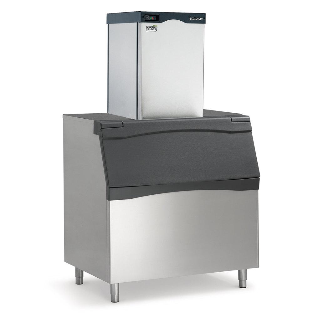 scotsman prodigy plus ice machine manual