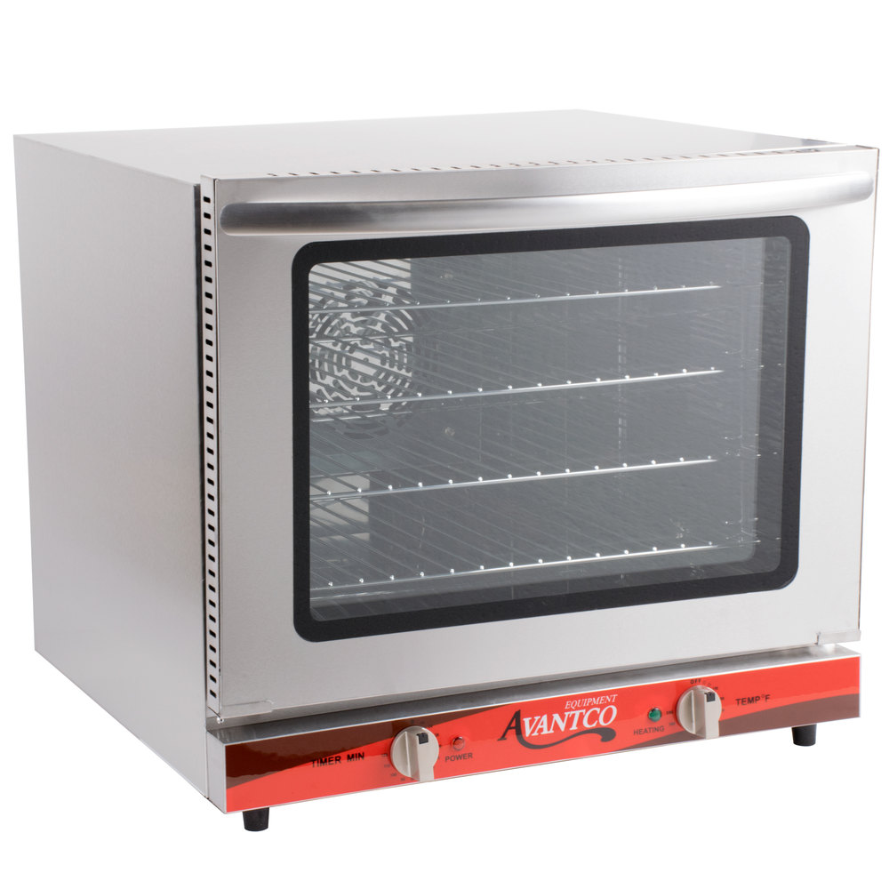 Commercial Countertop Convection Oven