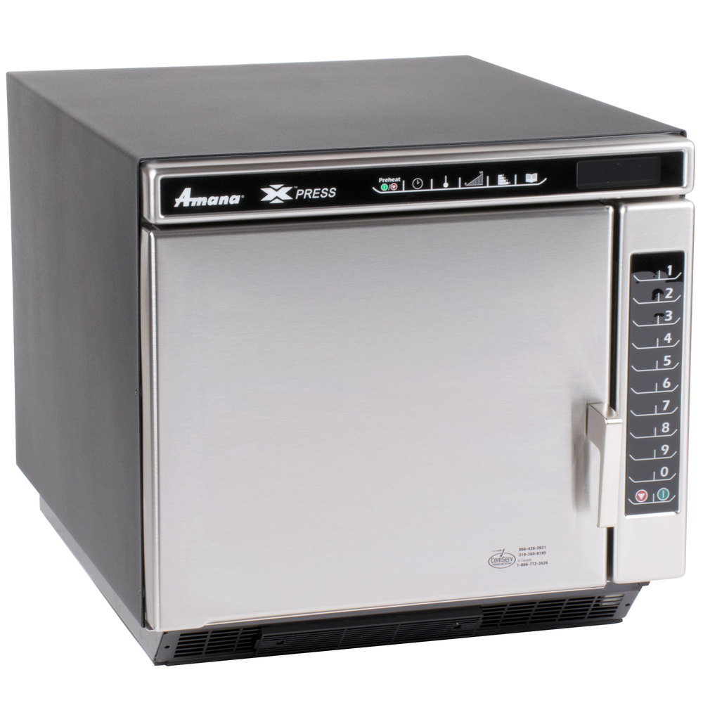 Amana Countertop Stove : Amana Xpress ACE19N Jetwave High-Speed Accelerated Cooking Countertop ...