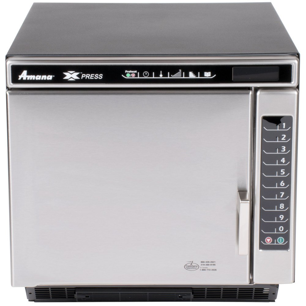 ... ACE19V Jetwave High-Speed Accelerated Cooking Ventless Countertop Oven
