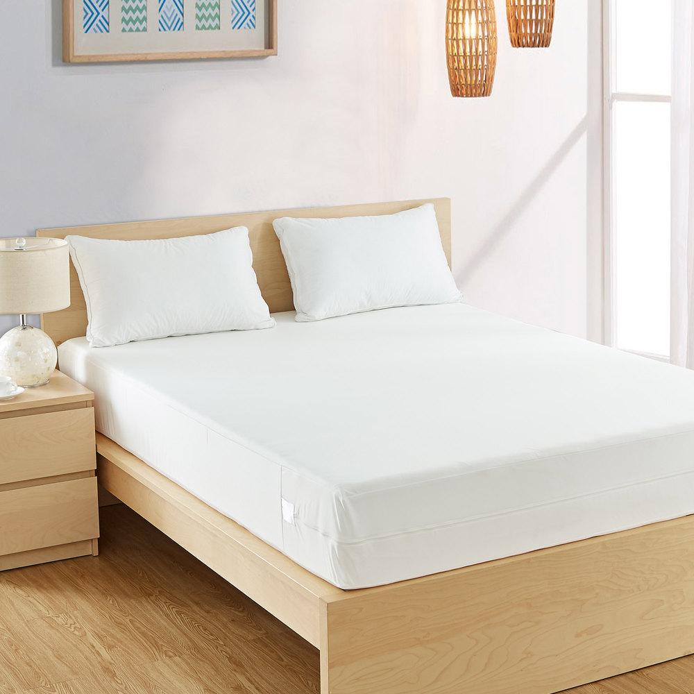 bargoose elite zippered bed bug proof king mattress encasement