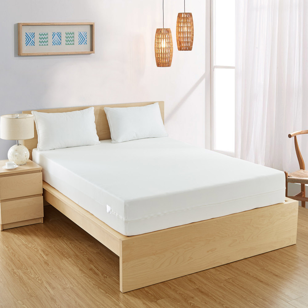 Bargoose Hybrid Zippered Bed Bug Proof Queen Mattress ...