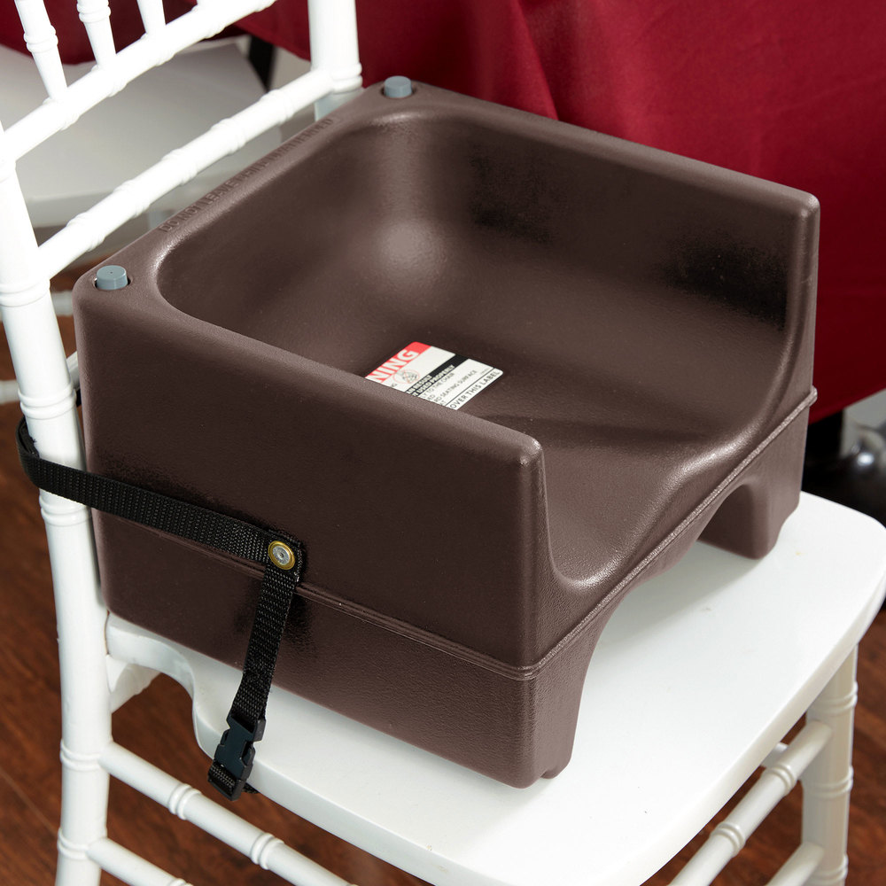 Cambro 200BCS131 Plastic Booster Seat Dual With