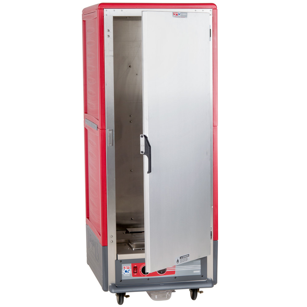 Hot Holding Cabinet Metro C539 Hlfs 4 C5 3 Series Insulated Low Wattage Full Size Hot