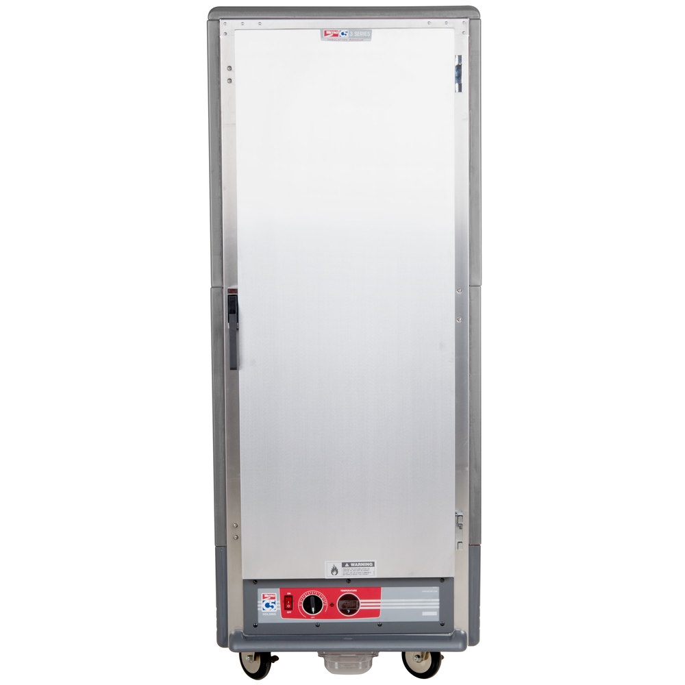 Hot Holding Cabinet Metro C539 Hlfs L C5 3 Series Insulated Low Wattage Full Size Hot