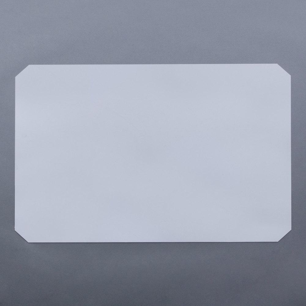 Regency Shelving Clear PVC Shelf Mat Overlay - 24 inch x 36 inch