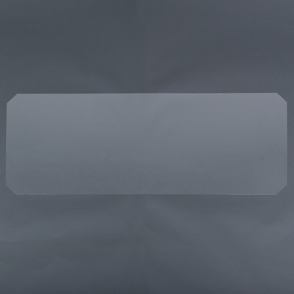 Regency Shelving Clear PVC Shelf Mat Overlay - 18 inch x 48 inch