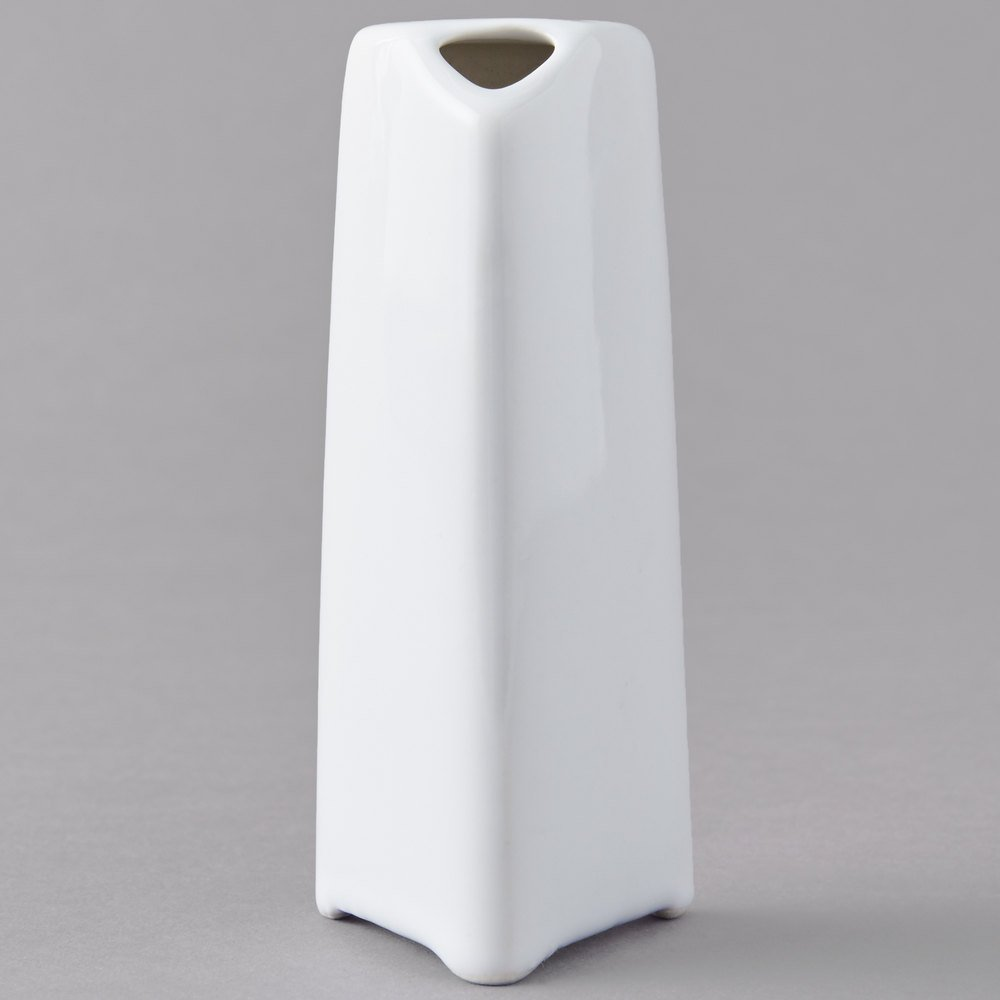 Bud vases accent vases american metalcraft bvt3 1 58 inch x 4 18 inch white porcelain reviewsmspy