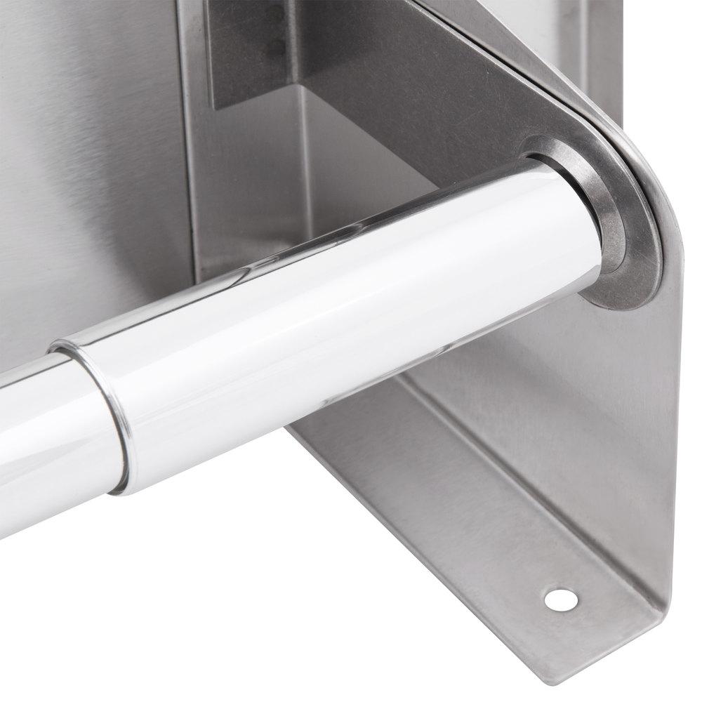 Bobrick B 2840 Multi Roll Toilet Tissue Dispenser With
