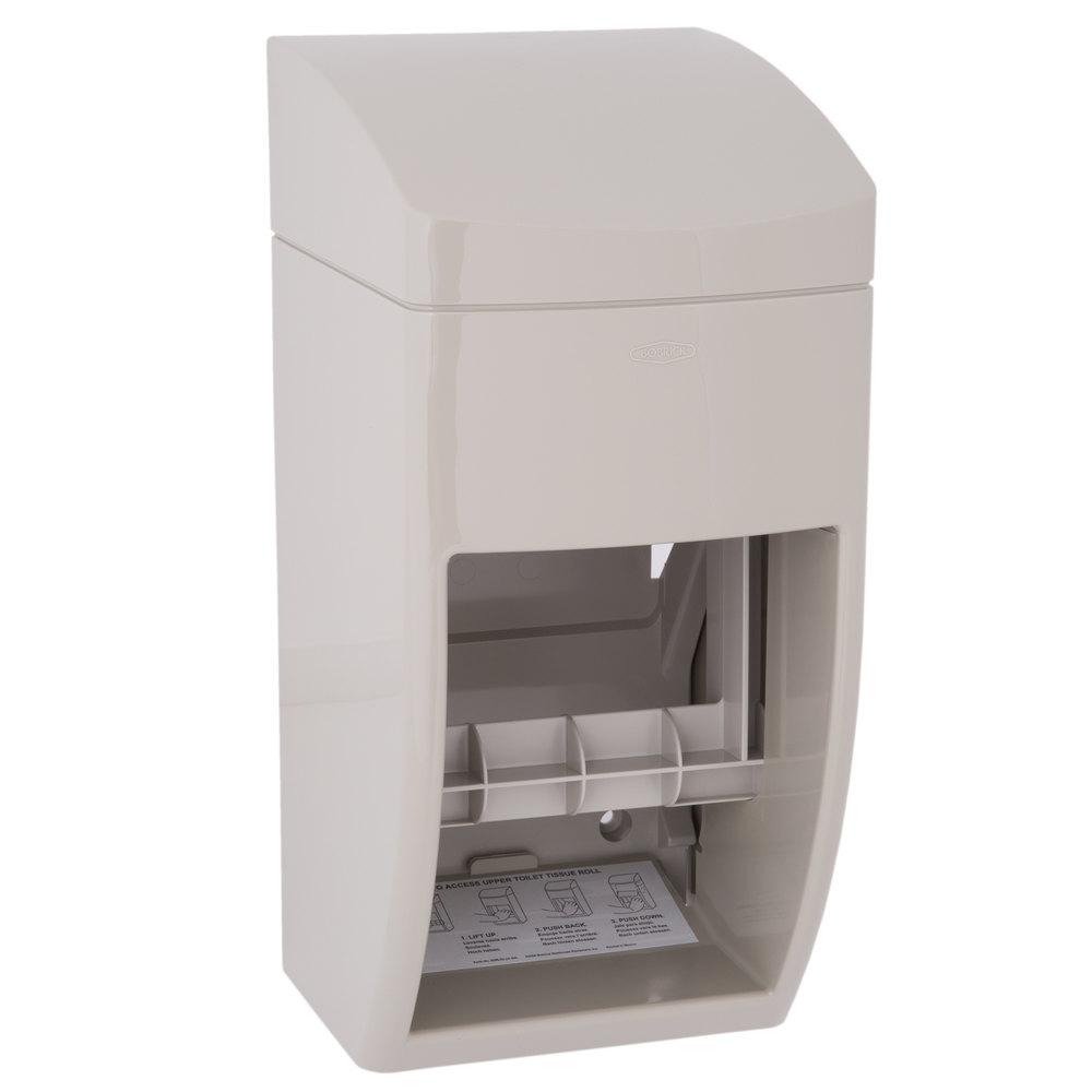 Bobrick B 5288 Matrixseries Surface Mounted Multi Roll Toilet Tissue Dispenser
