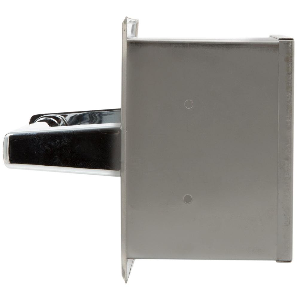 Bobrick B 6637 Recessed Toilet Tissue Dispenser With