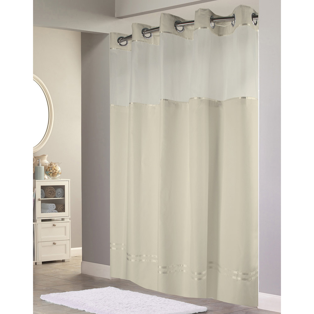 Hotel Shower Curtain | Rods, Liners, and Accessories