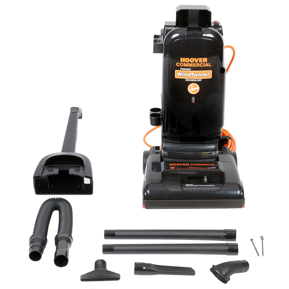 Hoover C1703 900 WindTunnel 13 Commercial Bagged Vacuum Cleaner