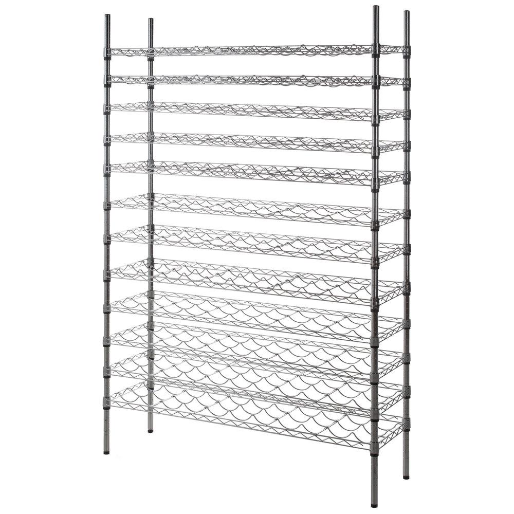 Regency Wire Wine Racks and Shelves - WebstaurantStore